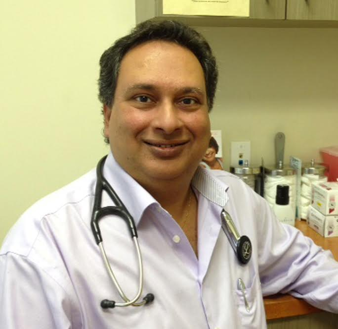 Dr. Brian Moraes